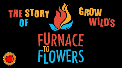 furnace to flowers logo