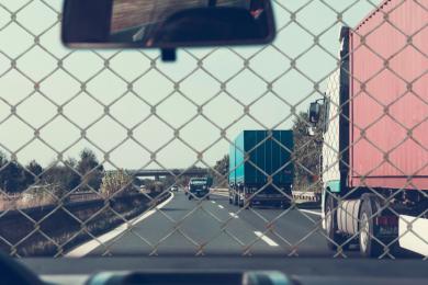 Traffic Tragedy by Chris Titchener